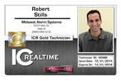 ICRealtime Gold Program Credential